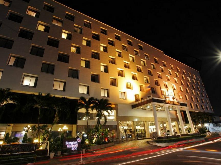 King Park Avenue Hotel - Hotels and Accommodation in Thailand, Asia