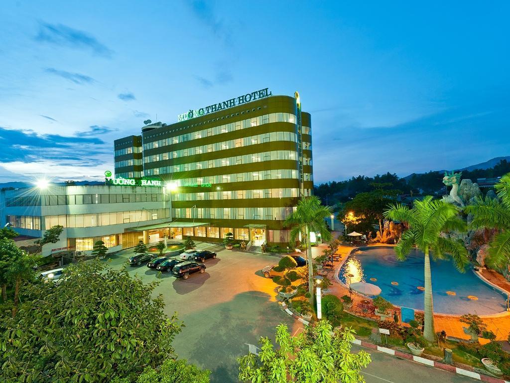 Muong Thanh Dien Bien Phu Hotel - Hotell och Boende i Vietnam , Dien Bien Phu