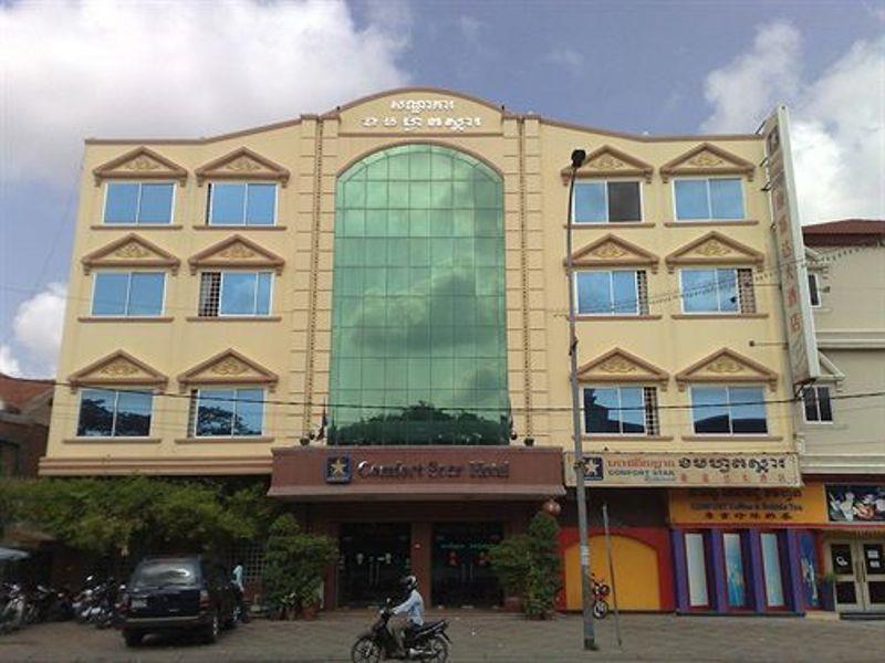 Comfort Star Hotel Phnom Penh - Exterior