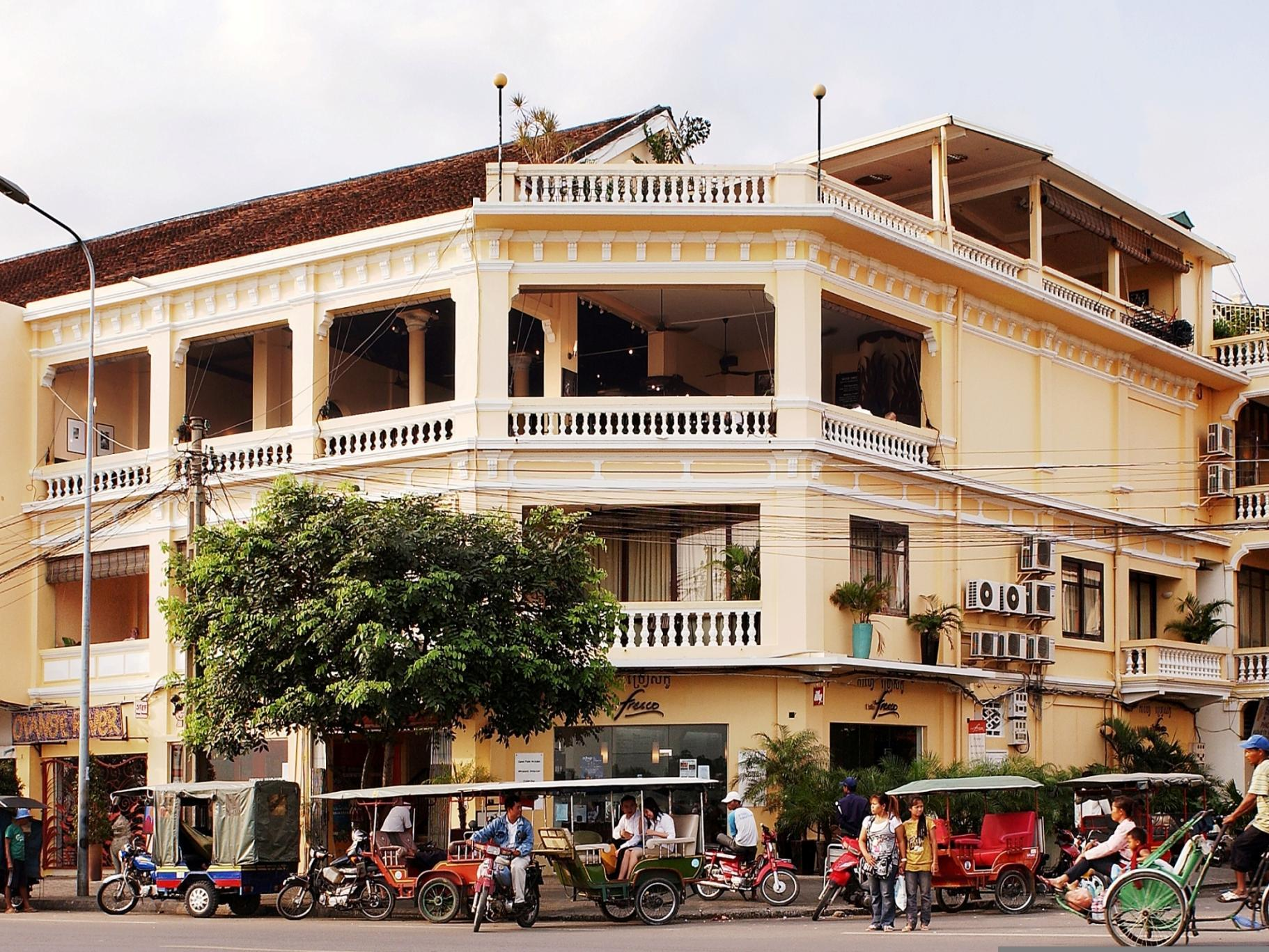 FCC Phnom Penh Boutique Hotel Phnom Penh