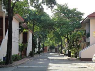 Imperial Garden Villa & Hotel Phnom Penh - Entrance