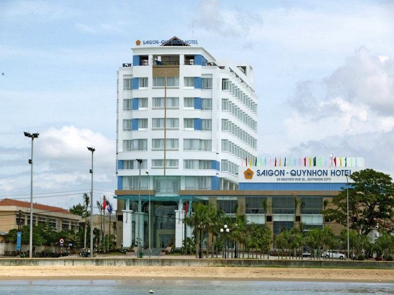 Hotell Saigon Quy Nhon Hotel