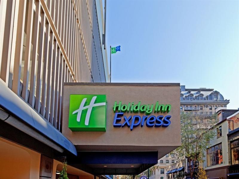 Holiday Inn Express Philadelphia Midtown Hotel