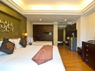 Mantra Pura Resort Pattaya - Deluxe Triple Room