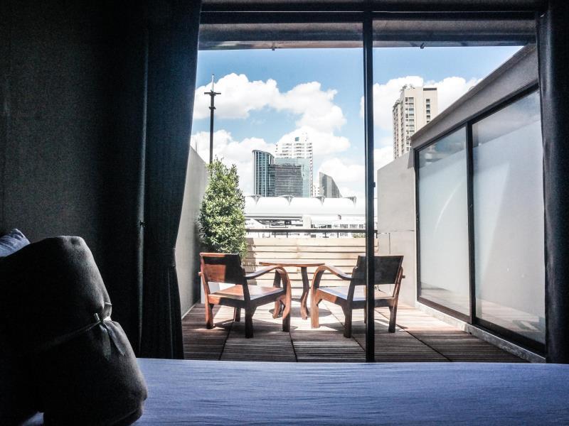 Cloudy Hostel - Bangkok