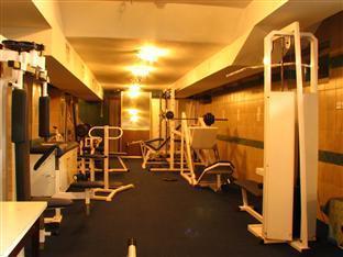 Polus Hotel Budapest - Gym