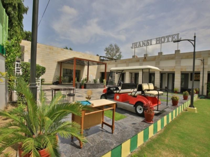 Jhansi Hotel - Jhansi