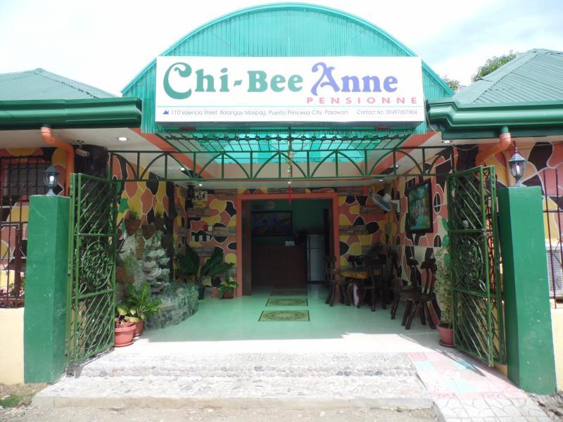 Chi-Bee Anne Pensionne - Hotels and Accommodation in Philippines, Asia