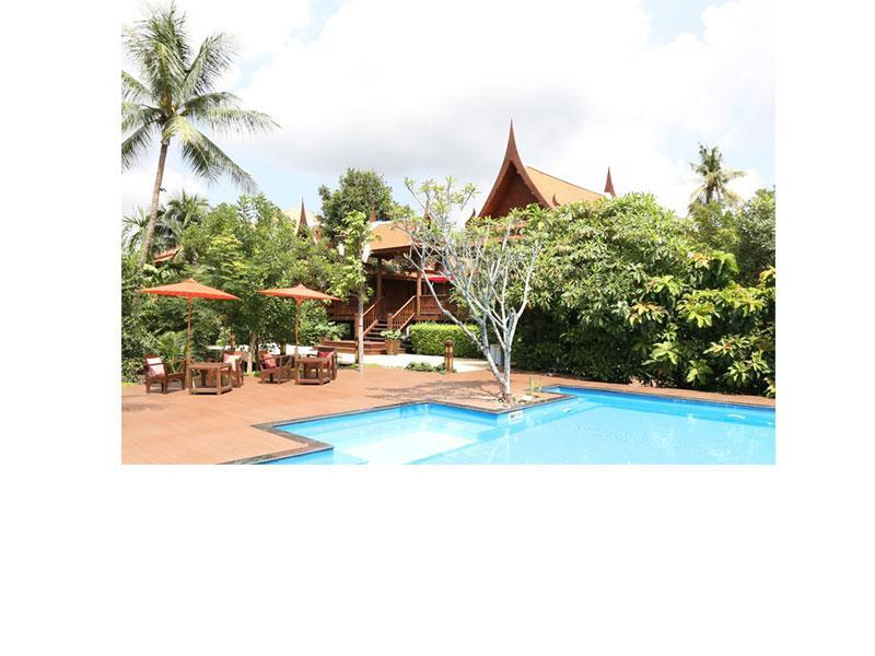 Ruen Pruksa Boutique Resort - Hotels and Accommodation in Thailand, Asia