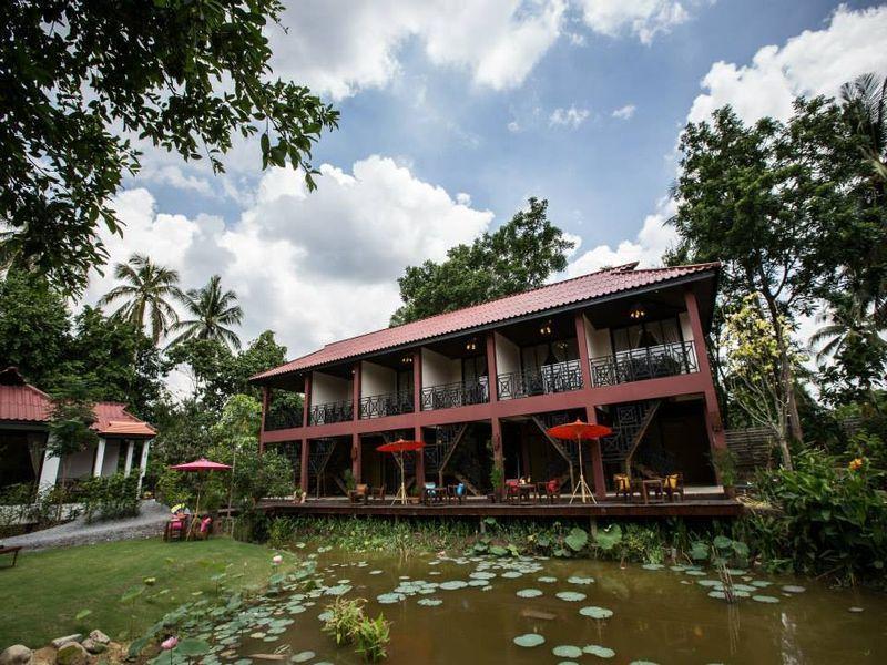 Ruen Pruksa 2 Parichart Boutique Resort - Hotels and Accommodation in Thailand, Asia