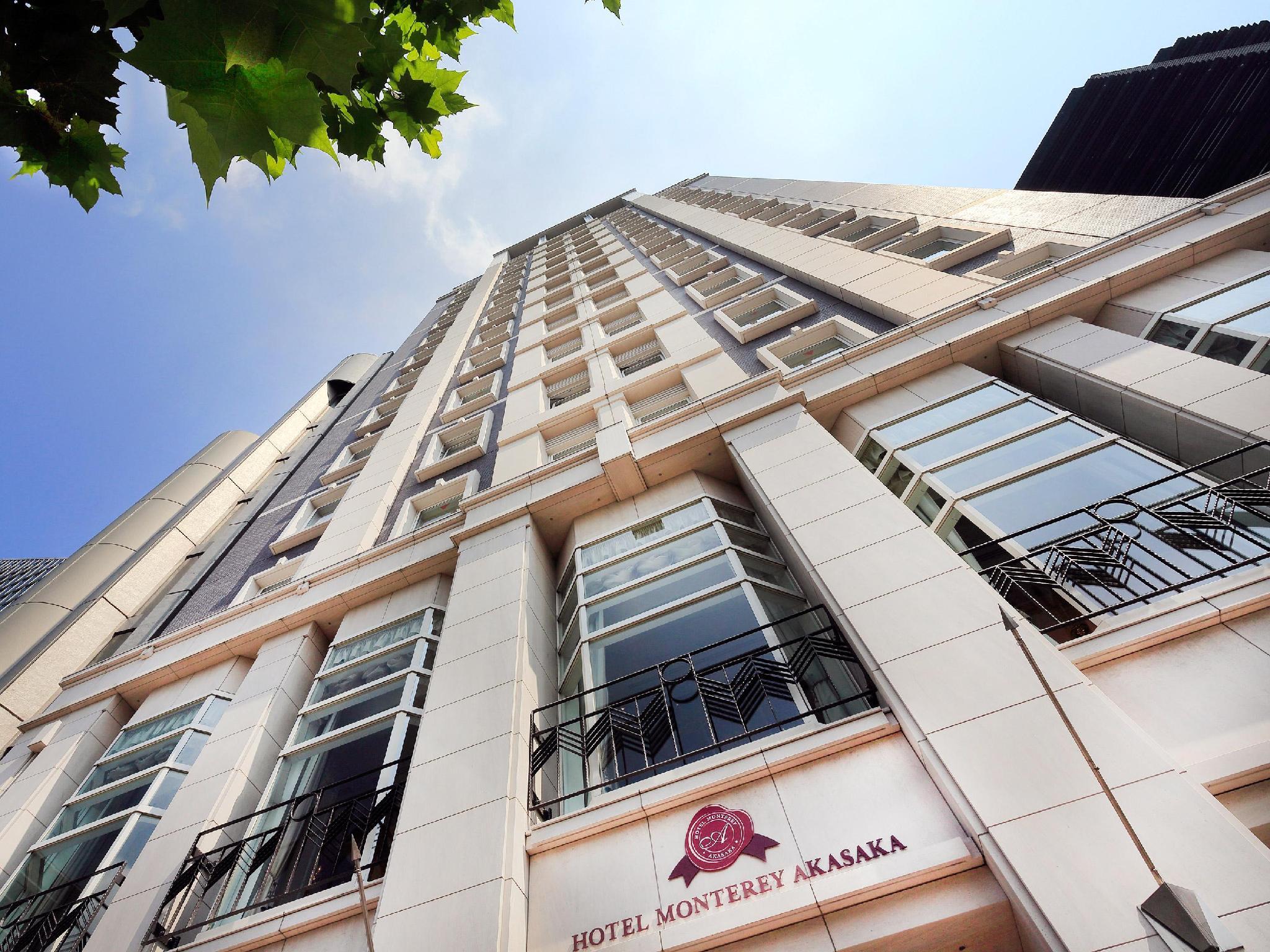 โรงแรมมอนเทอเร่ย์อากาซากะ