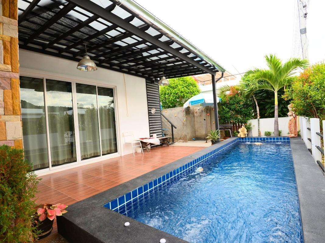Hua Hin Baanpak Pool Villa - Hotels and Accommodation in Thailand, Asia