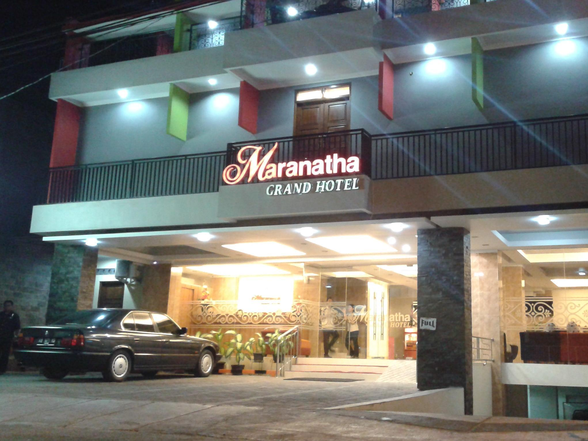 Maranatha Grand Hotel - Hotels and Accommodation in Indonesia, Asia