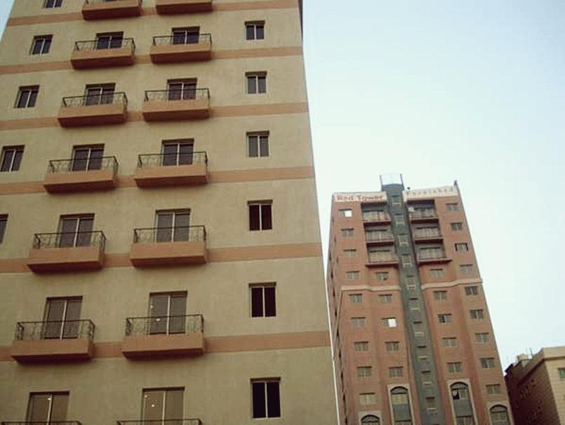 Red Tower Furnished Apartments - Hotels and Accommodation in Kuwait, Middle East