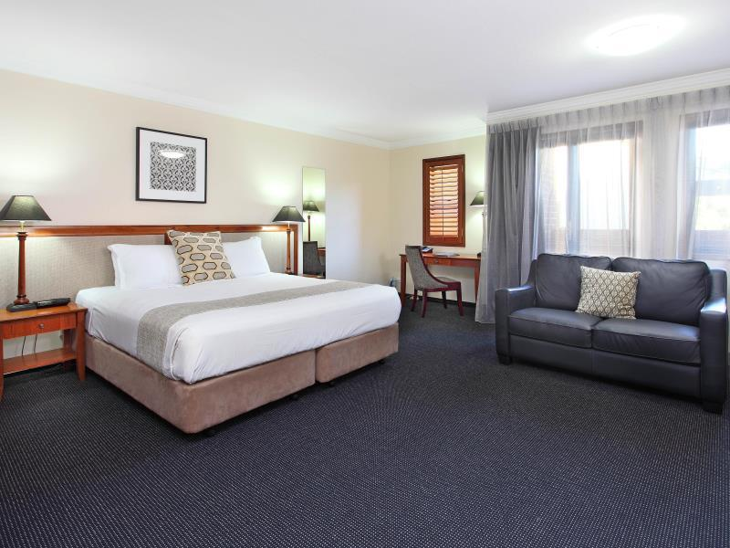 Brisbane International Windsor Hotel - Hotell och Boende i Australien , Brisbane