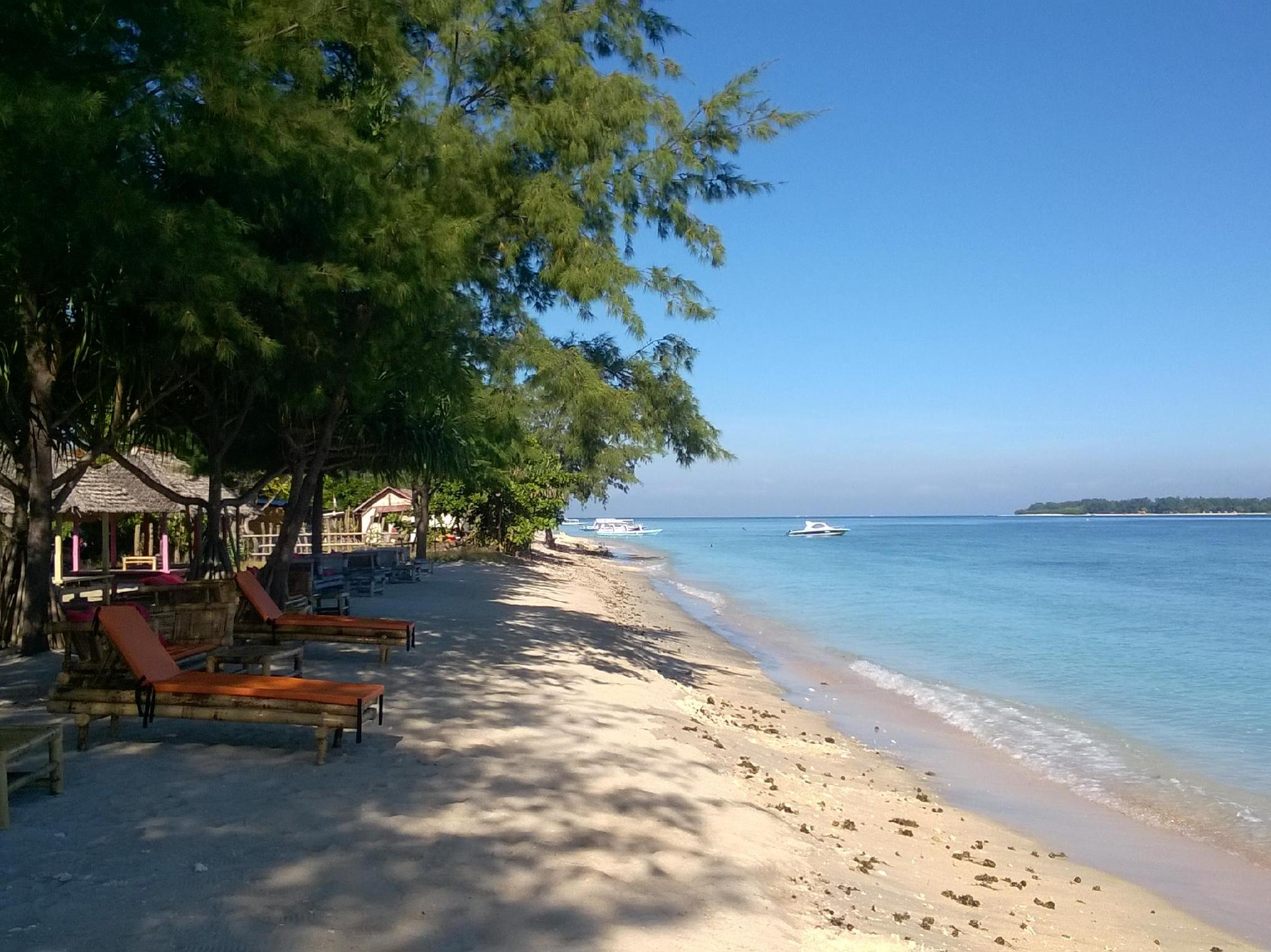 Nusa Indah Bungalows - Hotels and Accommodation in Indonesia, Asia