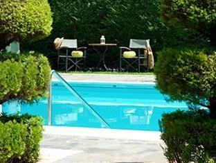 Sea View Glyfada Hotel Atenes - Piscina
