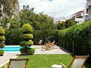 Sea View Glyfada Hotel Atenes - Jardí