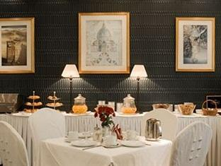Sea View Glyfada Hotel Atenes - Restaurant