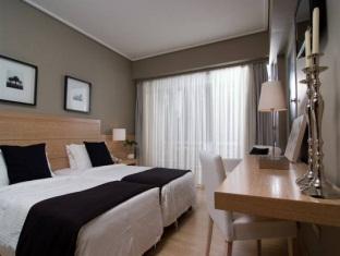 Sea View Glyfada Hotel Atenes - Habitació
