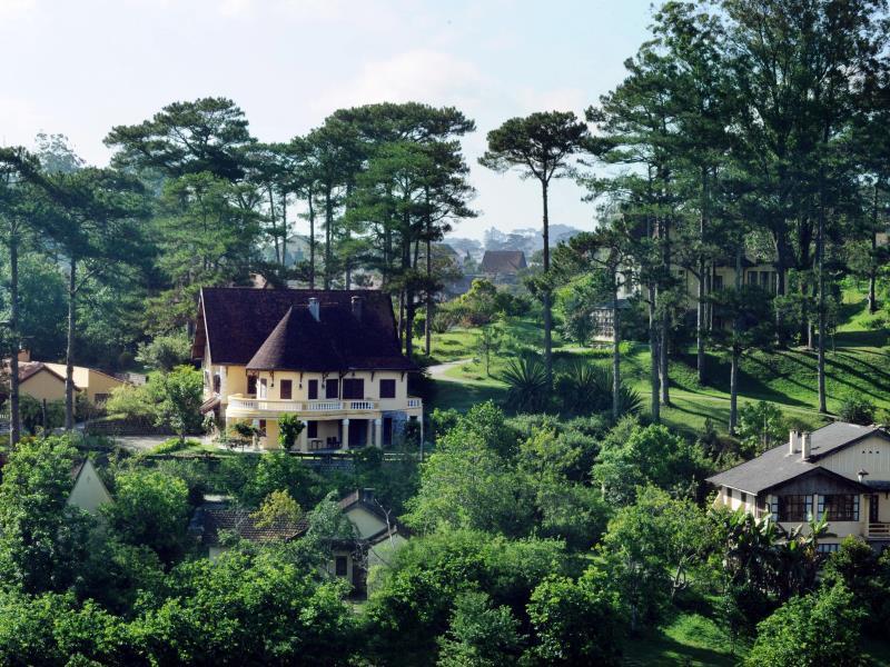 Hotell Ana Mandara Villas Dalat Resort   Spa
