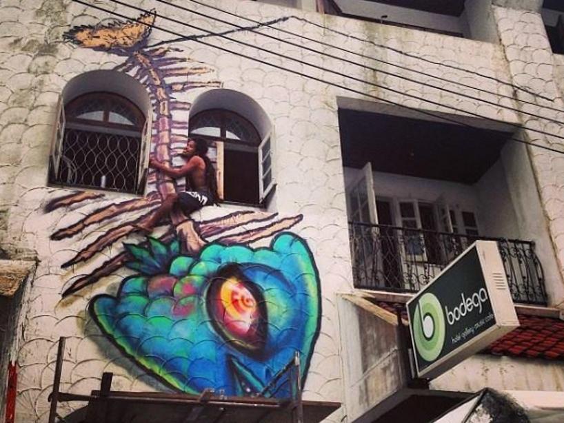 Bodega Bangkok Hostel - Hotell och Boende i Thailand i Asien