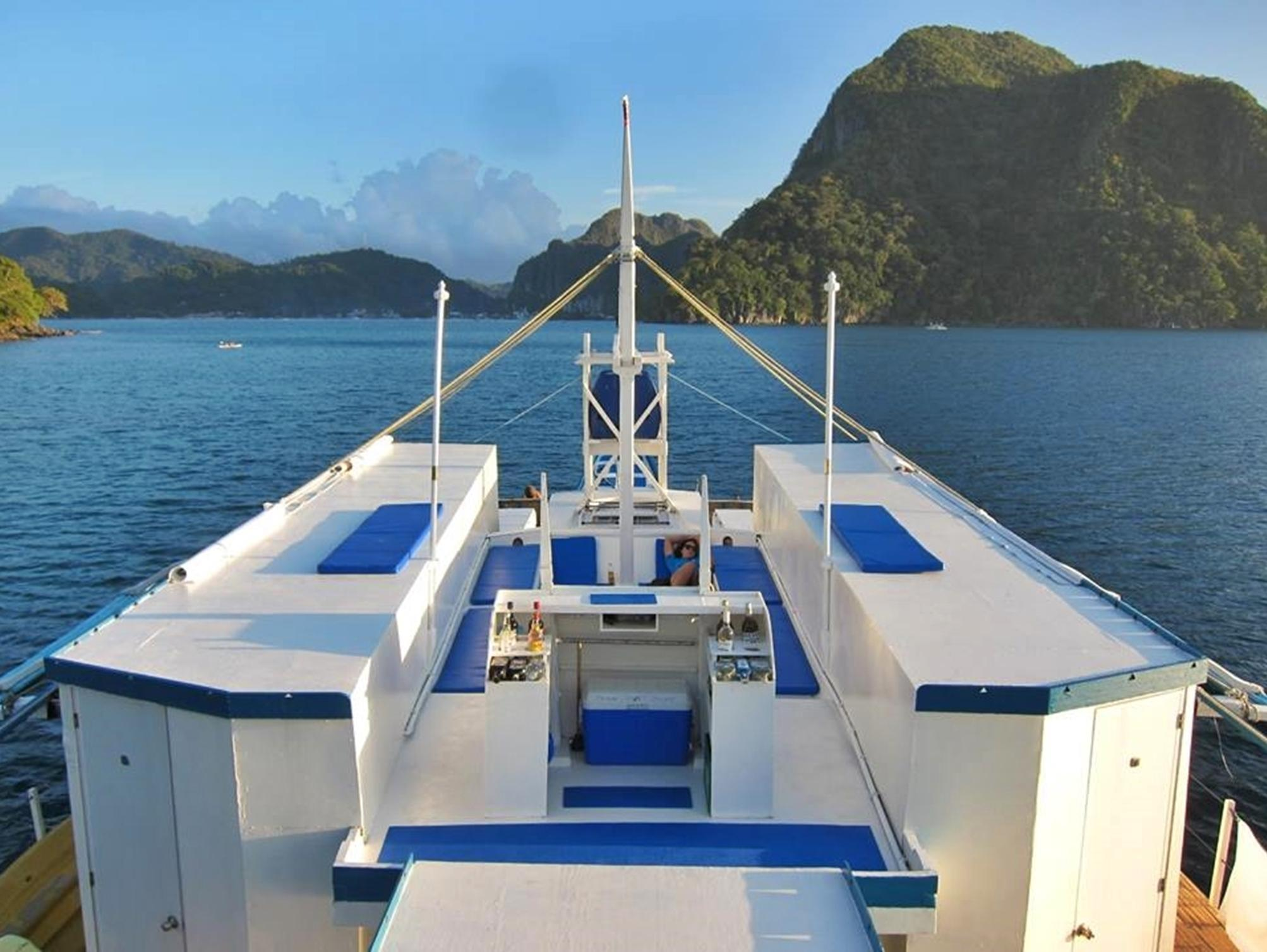 Palawan Secret Cruise Floating Hotel - Hotels and Accommodation in Philippines, Asia