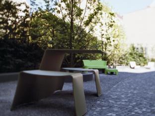 庫達姆101酒店 柏林 - 花園