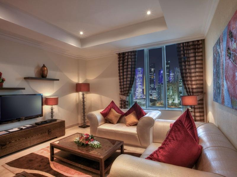 Adagio Premium Aparthotel West Bay Doha - Hotels and Accommodation in Qatar, Middle East