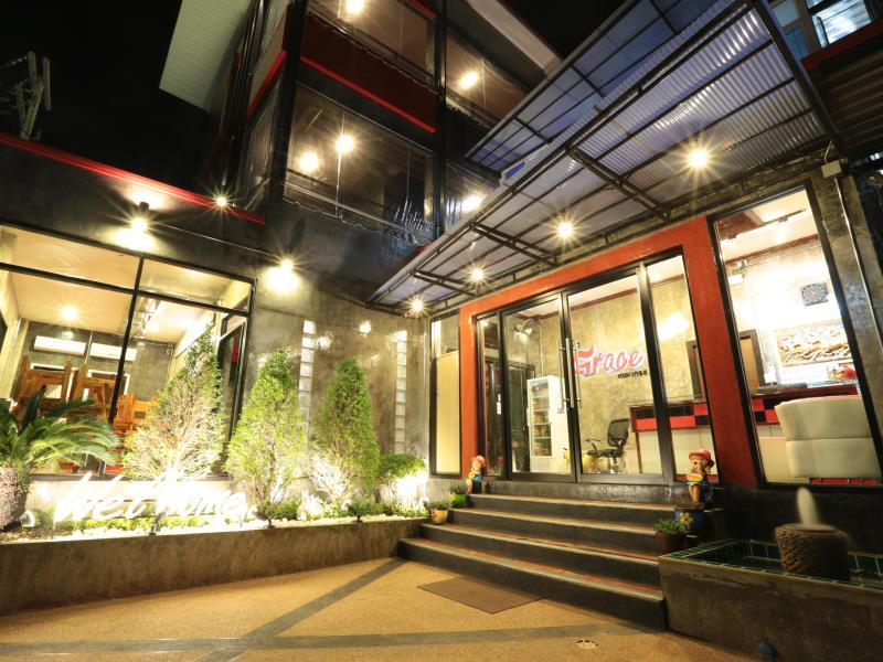 The Grace Hotel - Hotels and Accommodation in Thailand, Asia