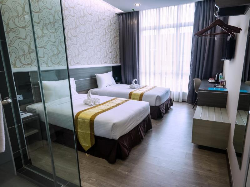 Indra Hotel - Hotels and Accommodation in Malaysia, Asia