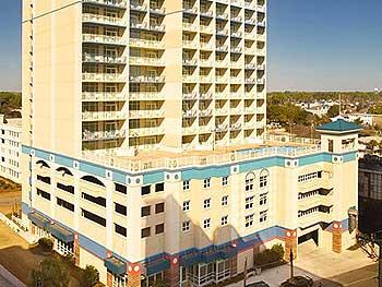 Carolina Grande Hotel - Hotel and accommodation in Usa in Myrtle Beach (SC)