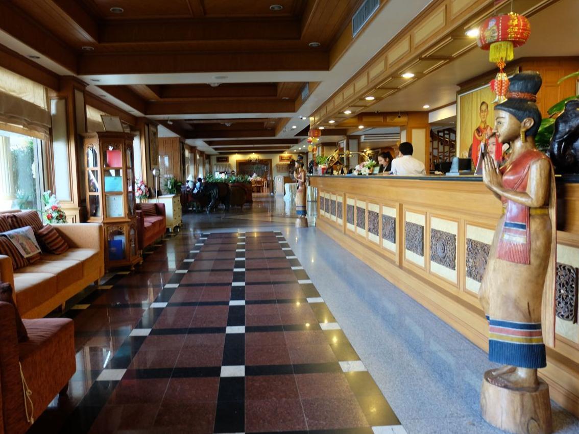 Taksila Hotel - Hotell och Boende i Thailand i Asien