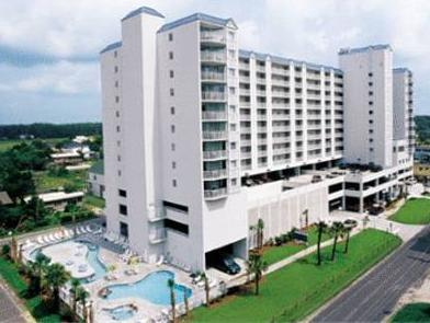 Shore Crest Vacation Villas I and II - Hotel and accommodation in Usa in Myrtle Beach (SC)