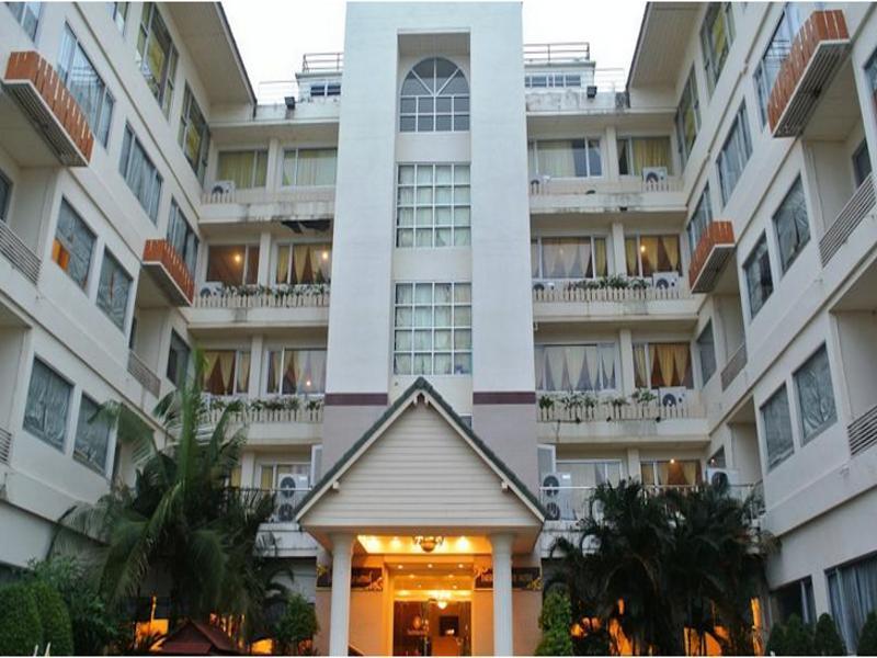 Taksila Grand Hotel - Hotell och Boende i Thailand i Asien