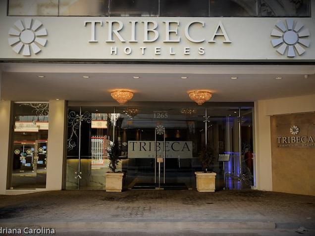 Tribeca Buenos Aires Apartment Buenos Aires - Hotelli välisilme