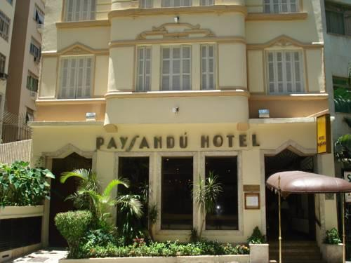 Augustos Paysandu Hotel
