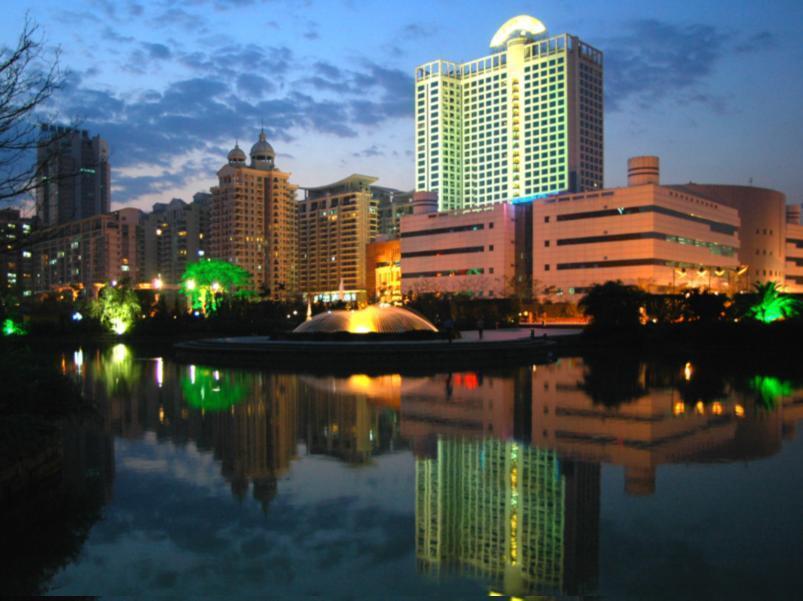 Empark Grand Hotel Fuzhou - Hotels and Accommodation in China, Asia