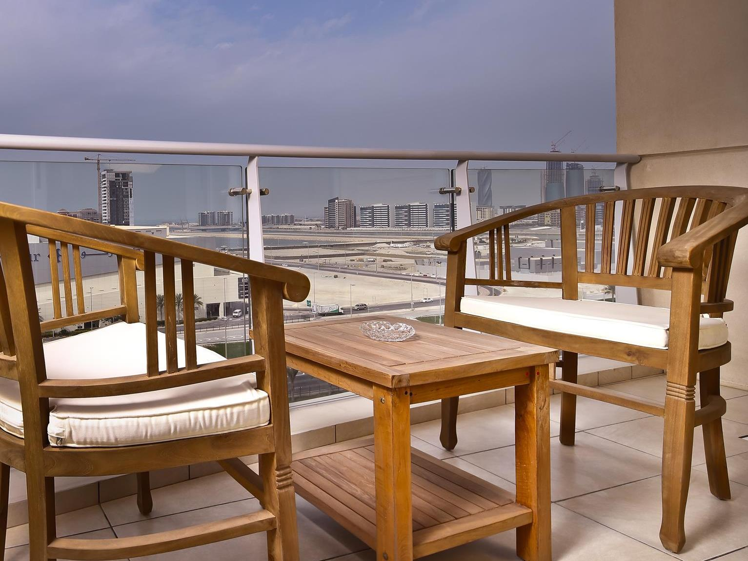 Houran Towers Residences - Hotels and Accommodation in Bahrain, Middle East