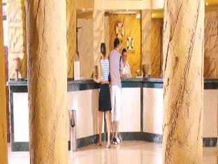 فندق جاردينيا بلازا شرم الشيخ - مكتب إستقبال