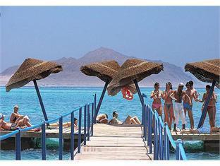 فندق جاردينيا بلازا شرم الشيخ - شاطئ