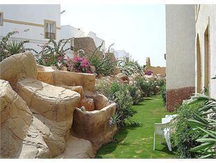 فندق جاردينيا بلازا شرم الشيخ - حديقة