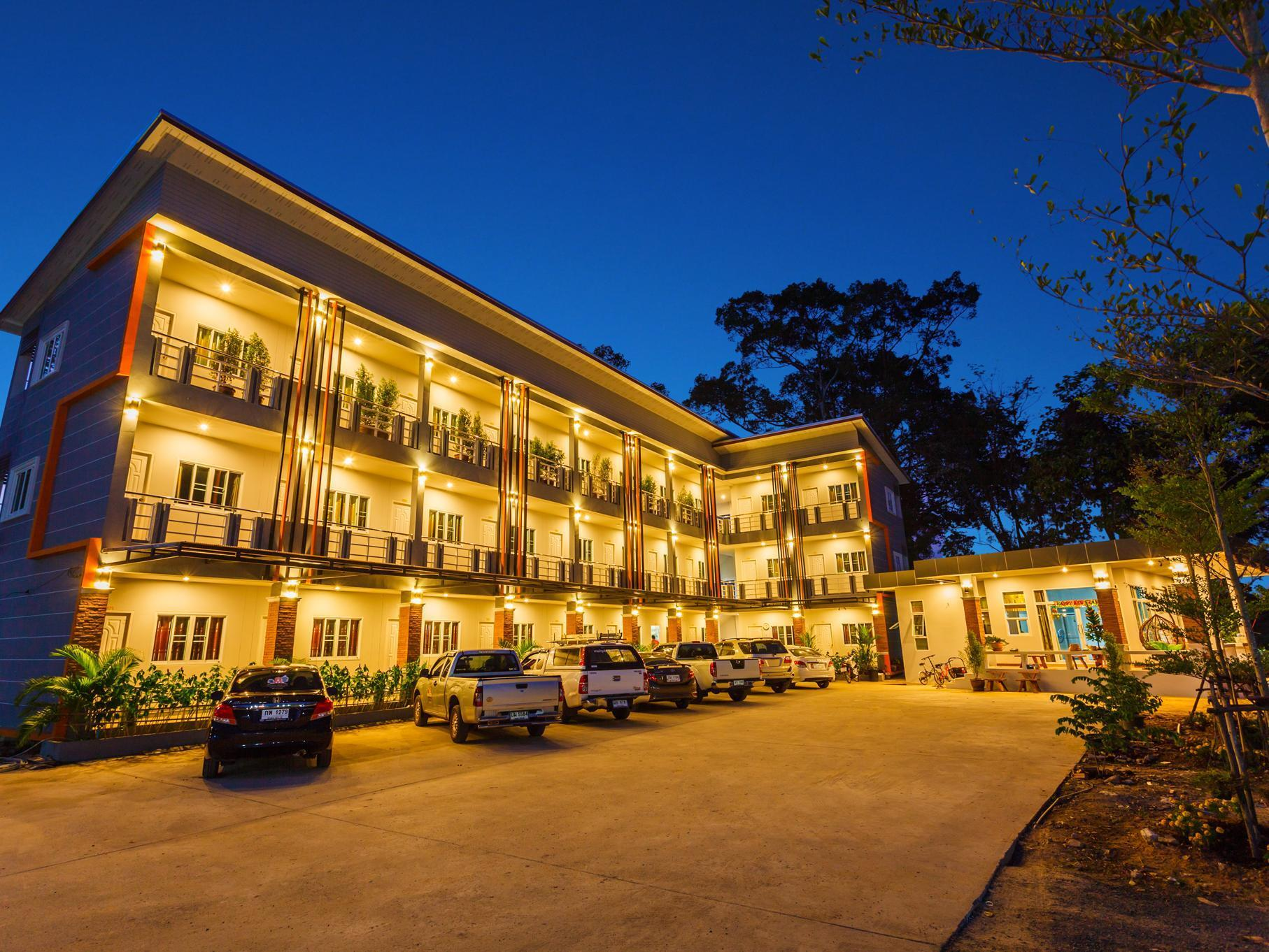 Central Park Ville Resort - Hotels and Accommodation in Thailand, Asia