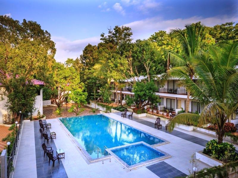 The Ocean Pearl Escape Hotel