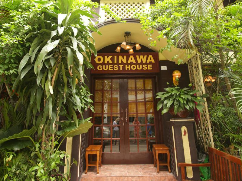 Okinawa Guest House - Hotels and Accommodation in Myanmar, Asia