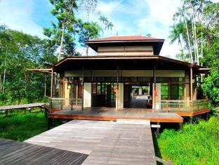 Kinabatangan Wetlands Resort - 1 star located at Sandakan