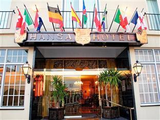 Hansa Hotel Swakopmund Swakopmund - Front Entrance