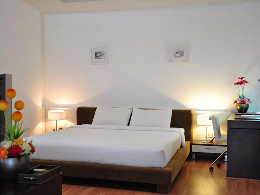 ザ ベッドルームス ブティック ホテル9