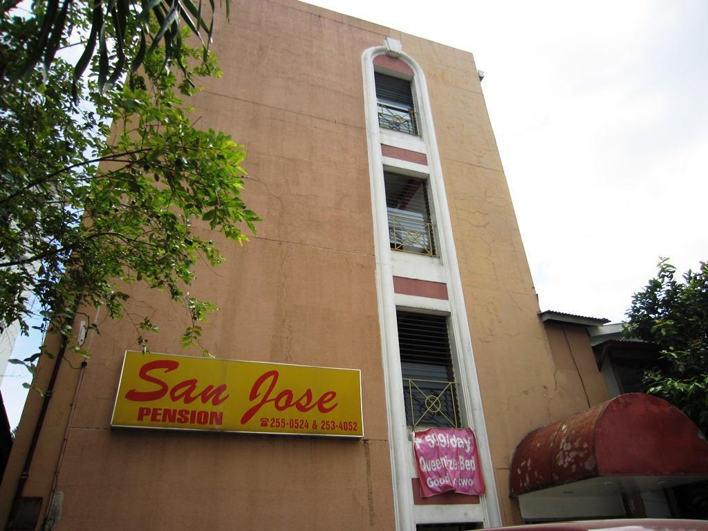 San Jose Pension - Hotels and Accommodation in Philippines, Asia