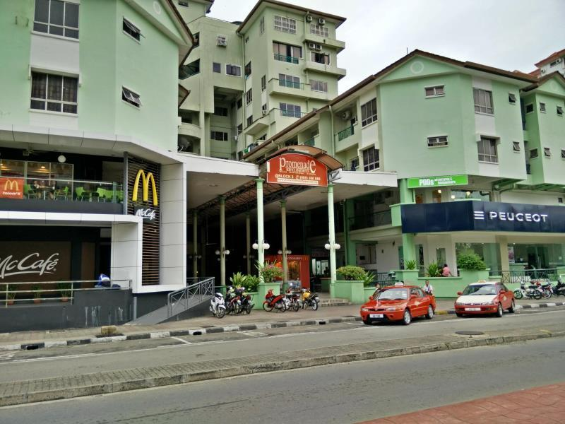 PODs The Backpackers Home Kota Kinabalu - Kota Kinabalu